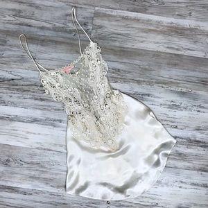 Vintage 90's Lace Slip Dress